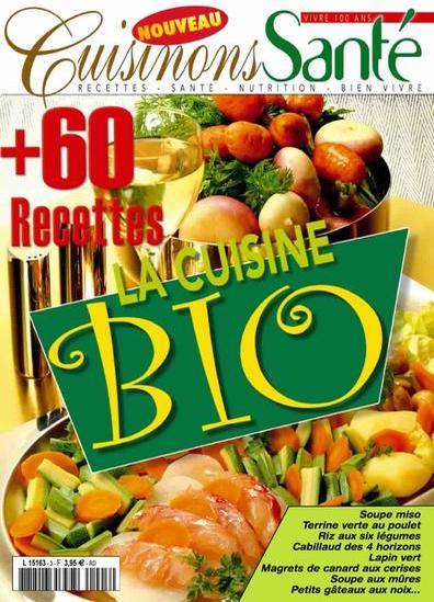 Cuisinons Santé N°3