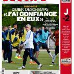 L'Equipe Du Mercredi 8 Juin 2016