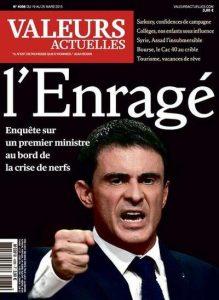 Valeurs Actuelles N°4086 Du 19 au 25 Mars 2015