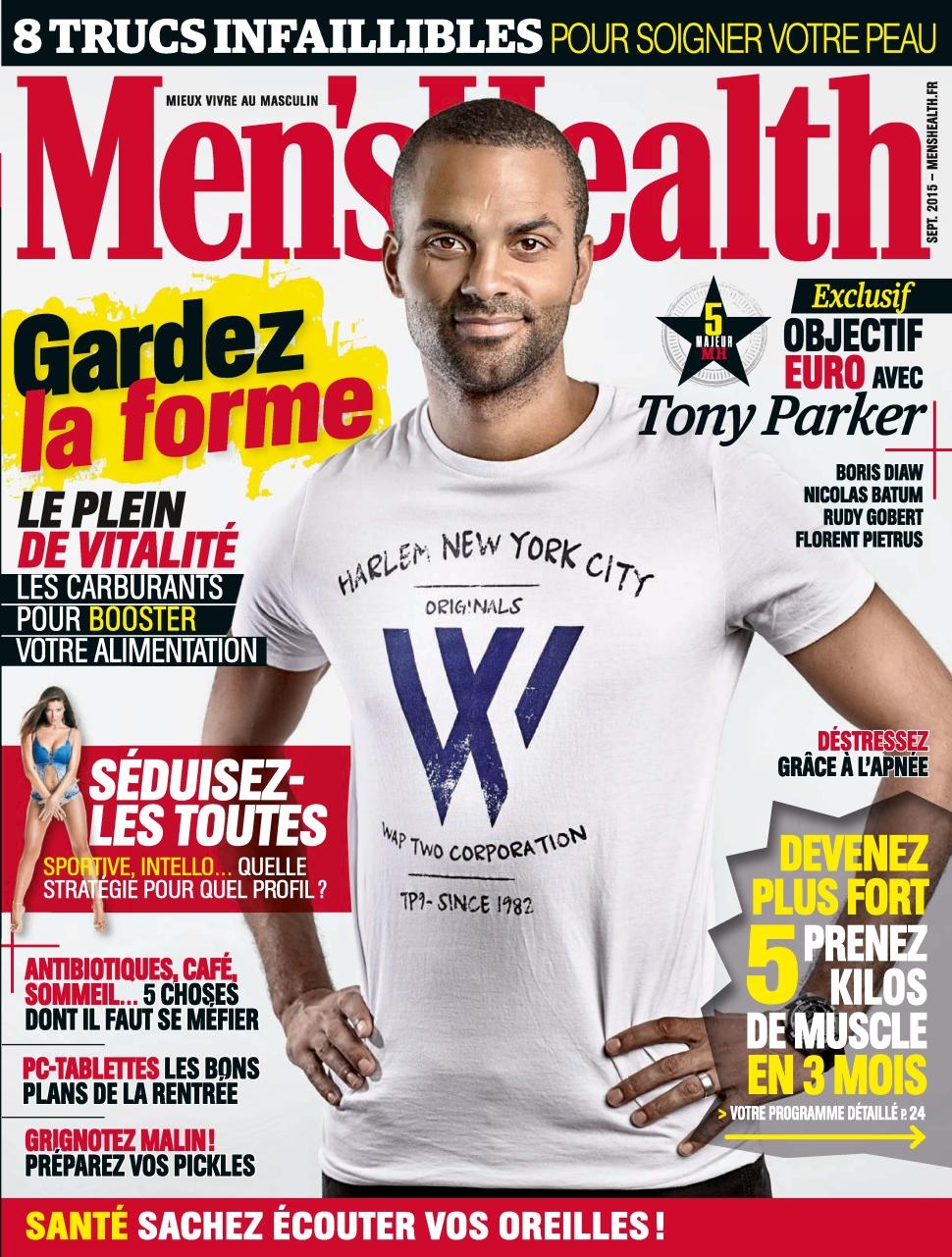 Men's Health N°78 – Septembre 2015