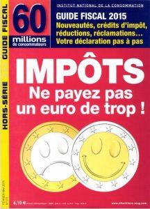 60 Millions de Consommateurs Hors-Série N°177 - Février-Mars 2015