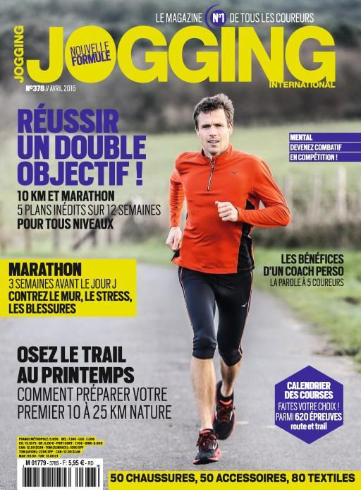 Jogging International N°378 – Avril 2016
