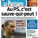 Le Parisien + Journal De Paris Du Lundi 21 Septembre 2015