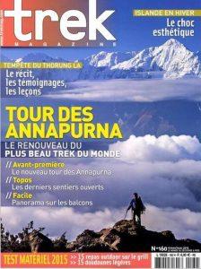 Trek Magazine N°160 - Février-Mars 2015