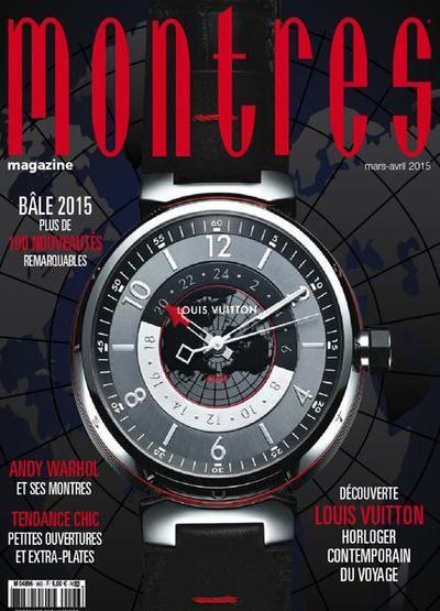 Montres Magazine N°96 – Mars-Avril 2015