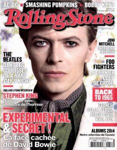 Rolling Stone N°71 - Décembre 2014