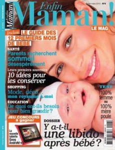 Enfin Maman N°6 - Février-Mars 2015
