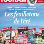 France Football N°3611 Du Mercredi 08 Juillet 2015