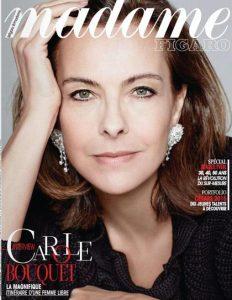Madame Figaro Du 9 Janvier 2015