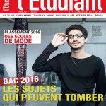 L'Etudiant N°404 - Juin 2016