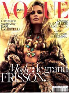 Vogue Paris N°960 - Septembre 2015