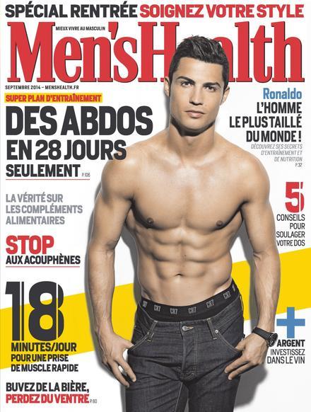 Men's Health N°67 – Septembre 2014