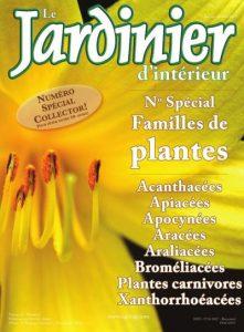 Le Jardinier d'intérieur - Janvier-Février 2015