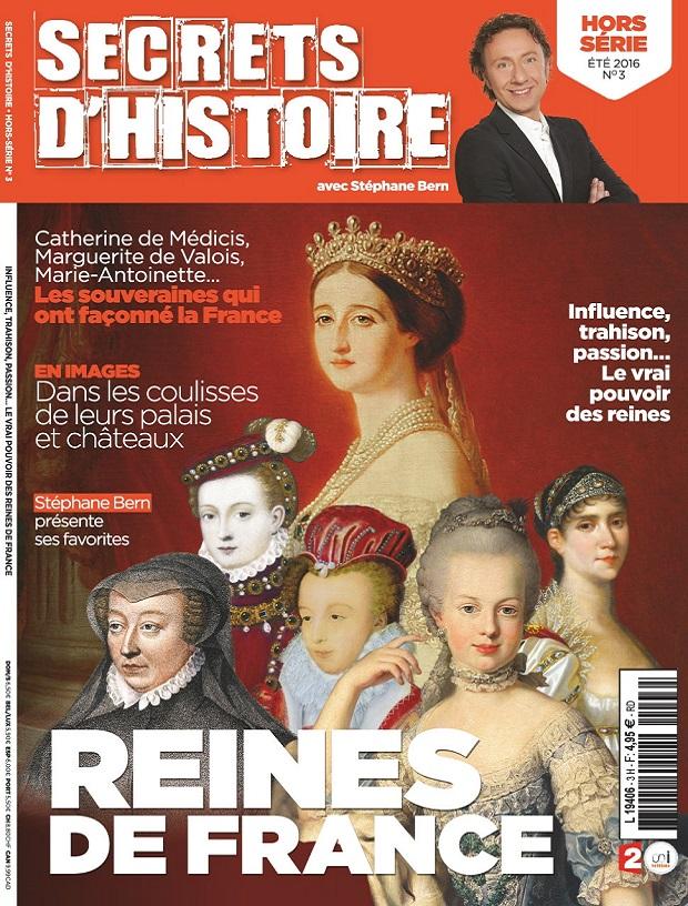 Secrets d'Histoire Hors Série N°3 – Ete 2016