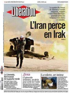 Libération Du Jeudi 5 Mars 2015