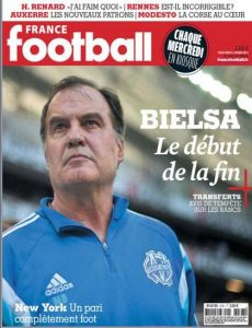France Football N°3593 Du Mercredi 4 Mars 2015