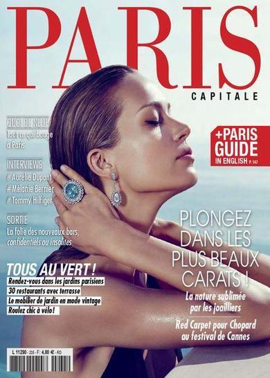 Paris Capitale N°235 – Mai 2015
