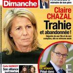 France Dimanche N°3600 Du 28 Aout au 3 Septembre 2015