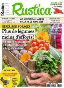 Rustica N°2359 Du 13 au 19 Mars 2015