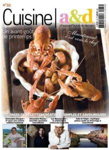 Cuisine a&d N°33 - Février-Mars 2015