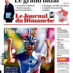 Le Journal Du Dimanche N°3576 Du 26 Juillet 2015