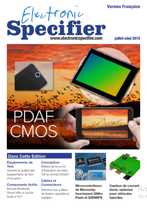 Electronic Specifier France – Juillet-Aout 2015