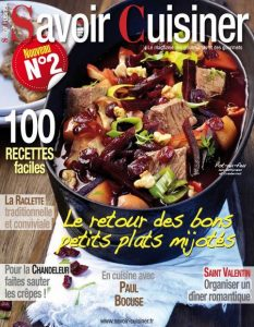Savoir Cuisiner N°2 - Janvier-Février 2015