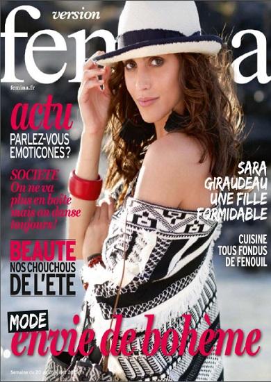 Version Femina Du 20 Au 26 Juillet 2015
