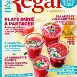 Régal N°72 - Juillet-Aout 2016