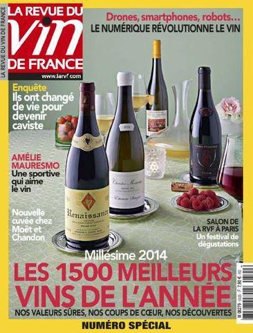 La Revue Du Vin de France N°592 – Juin 2015