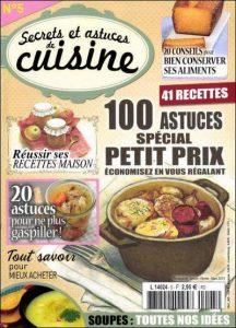 Secrets et Astuces de Cuisine N°5