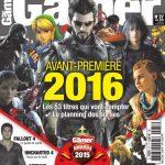 Video Gamer N°37 - Janvier 2016