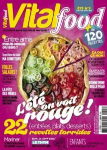Vital Food N°3 - Juin-Aout 2015