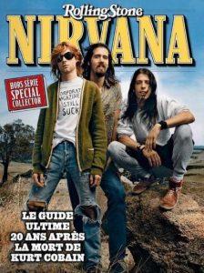 Rolling Stone Hors Série N°21 - Spécial Nirvana