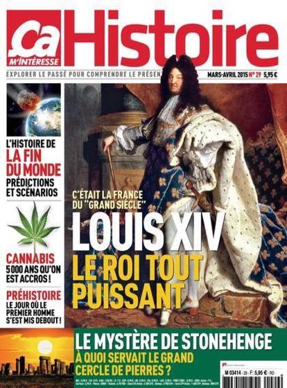 Ça M'Intéresse Histoire N°29 – Mars-Avril 2015