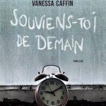 Souviens-Toi De Demain - Vanessa Caffin 2015