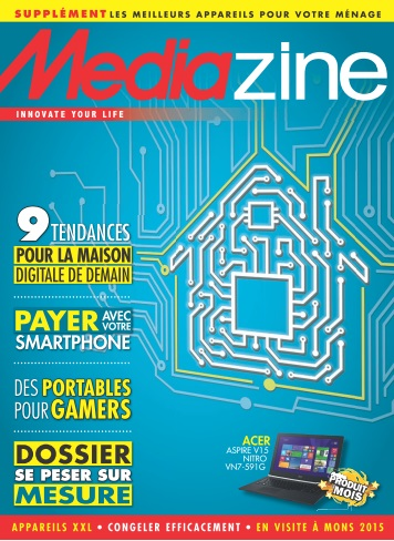 Mediazine – Mars 2015