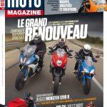 Moto Magazine N°322 - Novembre 2015