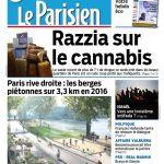 Le Parisien + Journal De Paris Du Lundi 19 Octobre 2015