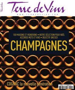 Terre de Vins Hors-Série N°11 Spécial Champagne - Décembre 2014