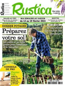 Rustica N°2355 Du 13 au 19 Février 2015