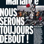 Marianne N°970 Du 16 au 26 Novembre 2015