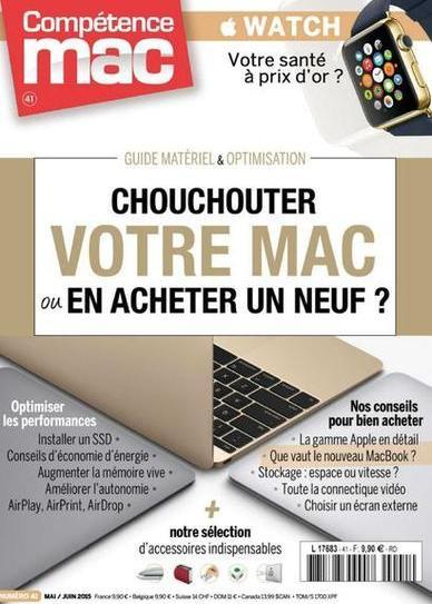 Compétence Mac N°41 – Mai-Juin 2015