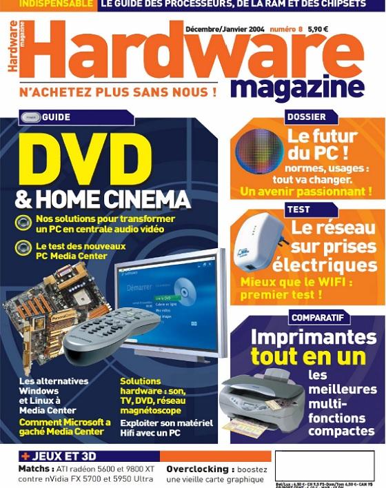 Hardware Magazine N°8