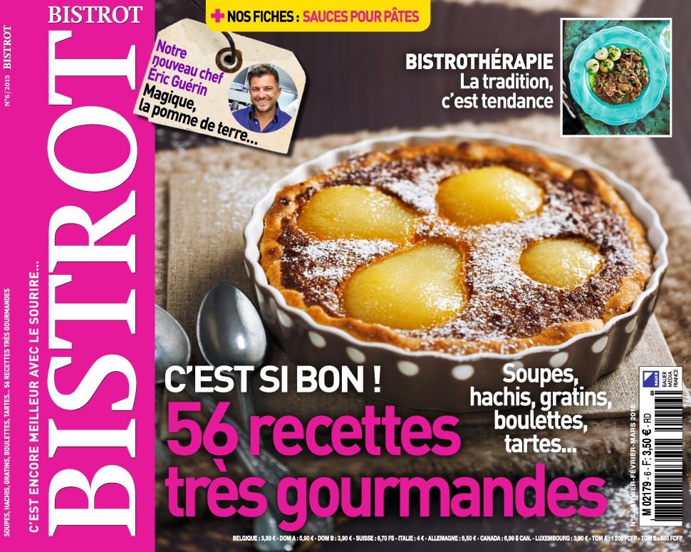 Bistrot N°6 – Janvier-Mars 2015
