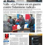 Le Figaro N°114 Du Mercredi 14 Janvier 2015