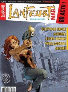 Lanfeust Mag N°184 - Mars 2015