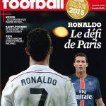 France Football N°3626 Du 21 Octobre 2015
