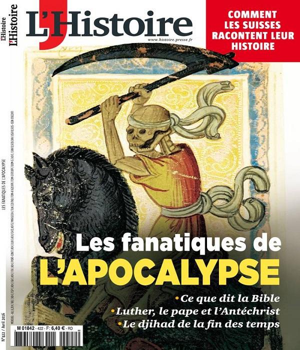 L'Histoire N°422 – Avril 2016