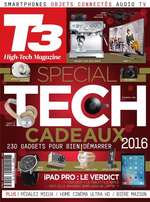 T3 High-Tech Magazine N°3 – Janvier-Février 2016